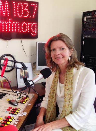 Laura Elliott Wild Heart radio show WPMV FM Asheville NC