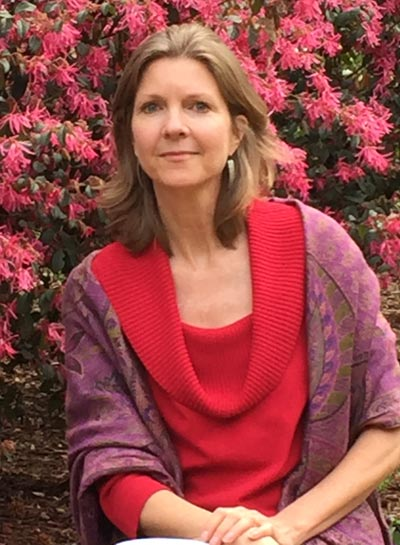 Laura Elliott, painter, writer, energy healer, speaker
