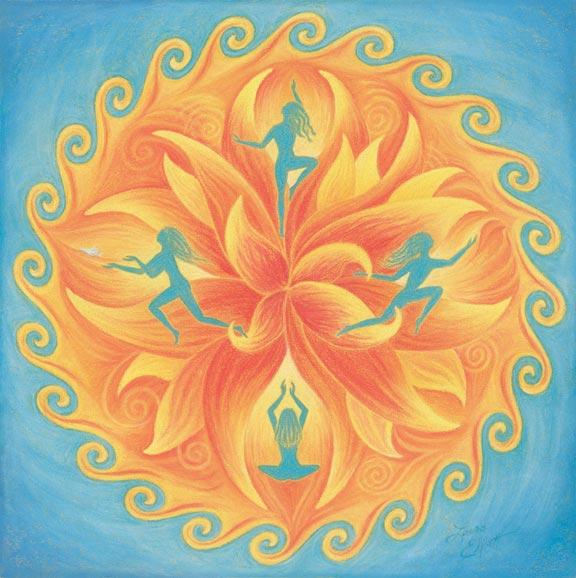 Free Spirit Fine Art Print by Laura Elliott